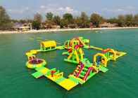 0.9mm Pvc Tarpaulin Giant Inflatable Water Park Playground Game Toys